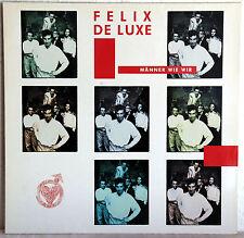 "12"" Vinyl FELIX DE LUXE - Männer wie wir"