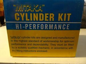 "Mitaka Morini LC Cylinder Kit 50ccYamaha Suzuki    ""FREE NEXT DAY UK DELIVERY"""