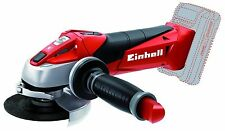 EINHELL TE-AG 18 Li Solo X POWER MODIFICA 18v LITIO 115mm Cordless Angle Grinder