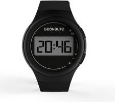 W100 M Men Digital Timer Sport Watch - Waterproof Suitable for swimming - Black