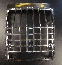 Rear light grille/stone guard chrome for Vespa PX125E 82-93&99-14 by F.A. Italia