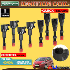 8x For Honda Jazz GD GE 1.3L &Civic VII 1.3L L13A1 LDA1 Ignition Coils