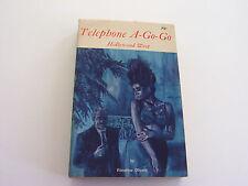 TELEPHONE A GO-GO 1965  WOODROW OLIVETTI    GANGSTER HOLLYWOOD SEX   VERY GOOD