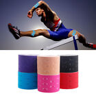 5m x 5cm 1 Roll Kinesiology Muscles Sports Care Elastic Physio Therapeutic Tape