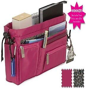 Handbag2handbag luxury handbag organizer Organiser Insert Travel Bag Tidy Large
