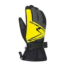 Ski-Doo Sno X Snowmobile Gloves Sunburst 446292