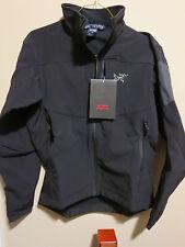 Mens New Arcteryx Gamma MX Jacket Size Small Color Blackbird Authentic