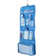 Women Travel Foldable Hanging Makeup Organizer Bag Portable Toilet Cosmetic Bags