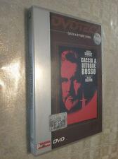 cofanetto+DVD Nuovo film-CACCIA A OTTOBRE ROSSO** con Sean Connery