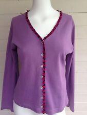 Boden Women's Waist Length Cotton Jumpers & Cardigans