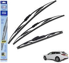 "Mazda 6 Estate 2013-on standard wiper blades set of 24""18""12"" alca SPECIAL"