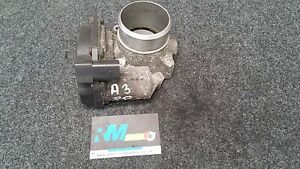 AUDI A3 8P 2.0 TFSI AXX THROTTLE BODY 06F133062G