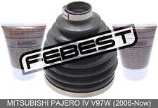 Boot Outer Cv Joint Kit 107.5X130.3X34.5 For Mitsubishi Pajero Iv V97W