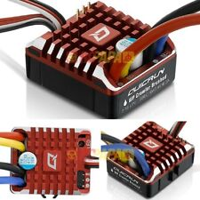 NEW Hobbywing Quicrun Waterproof Crawler Brushed 80A ESC with program board RC