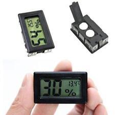 Digital LCD Indoor Temperature Humidity Thermometer Hygrometer Meter GaugePet AU