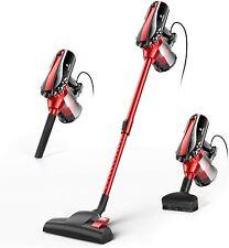 MOOSOO Vacuum Cleaner Corded 17KPa Suction Stick Vacuum 2 in 1 Upright D600 USA