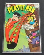 PLASTIC MAN #3 - 1961 (8.5)