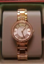 Fossil Women's Watch Rose Gold