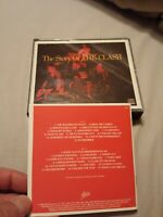 THE CLASH / THE STORY OF  2 AUDIO MUSIC CD DISC SET & BOOKLET