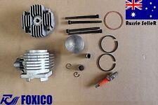 44mm Big Bore Cylinder Kit 2 Stroke 47cc 49cc Engine Mini Dirt ATV Pocket Bike