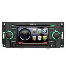 Koolertron Radio DVD GPS Satnav For Jeep Grand Cherokee/Dodge Ram/Chrysler 300C