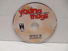Young Thugs Innocent Blood DVD Movie NO CASE High School Boy Gangs