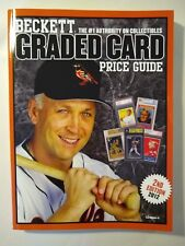 2012 Beckett Graded Card Price Guide - 2nd edition - 385 pages