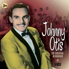 Johnny Otis ESSENTIAL RECORDINGS Best 40 Songs COLLECTION New Sealed 2 CD