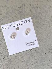 Witchery Swarovski Crystal Stud Earrings