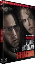 DVD  //  EFFRACTION  //   Nicolas Cage - Nicole Kidman  /  NEUF cellophané