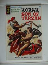 Korak Son Of Tarzan #31 VF/NM The Knights Of Tandika
