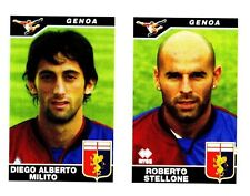 Panini Calciatori 2004/05 n. 564 GENOA MILITO STELLONE  DA BUSTINA!!!