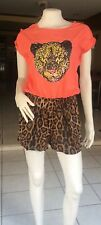 Unbranded Animal Print Viscose Casual Dresses for Women