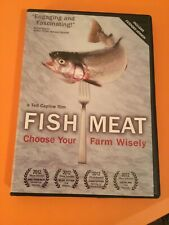 Fish Meat DVD Ted Caplow Documentary