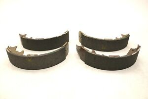 NEW OEM Ford Rear Drum Brake Shoes 1L5Z-2200-AA Ford Lincoln Car & Truck 1997-06
