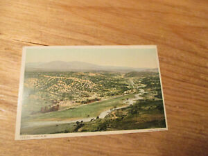 LAMY NEW MEXICO vntage postcard