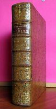 Dictionnaire Raisonné Universel d'Histoire Naturelle-VALMONT-BOMARE,1791,in-4,T3