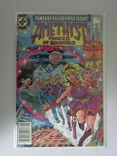 Amethyst #1 8.0 VF (1985)