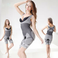 Full Body Waist Cincher Tummy Firm Enhancer Shaper Shapewear BodySuit Underwear