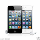 iPod Touch 4th Gen Black or White 64 / 32 / 16 / 8 GB MP3 Player + SHOP GIFT