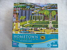 Heronim Hometown Collection - UNION SQUARE - 1000 piece puzzle - NEW