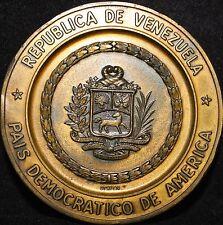 VENEZUELA 1947 PUENTE SOBRE EL LAGO DE MARACAIBO 60MM