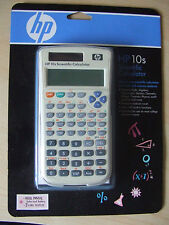 NEW SEALED  HP 10s Scientific Calculator Dual Power Solar & Battery.