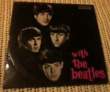 THE BEATLES WITH THE BEATLES VINYL LP RARE 1964 ORIG AUST MONO PRESS PMCO 1206
