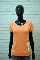 Maglia Donna ADIDAS Taglia M 14 15 Anni Maglietta Shirt Woman Polo Manica Corta