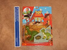 THINKWAY TOYS DISNEY'S TOY STORY REX ACTION FIGURE, NOS