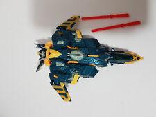 Jetstorm Transformers Beast Machines Deluxe BM Hasbro Complete 2000