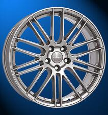 Alufelgen Satz Mercedes 8x18 5/112 ET48 Rial Kibo Metal Grey