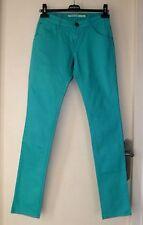 @ Superbe pantalon / jean skinny lagon IKKS taille W26 = 36 , comme NEUF  ! @