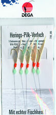 Dega Herings Pilkvorfach echte Fischhaut HG 3